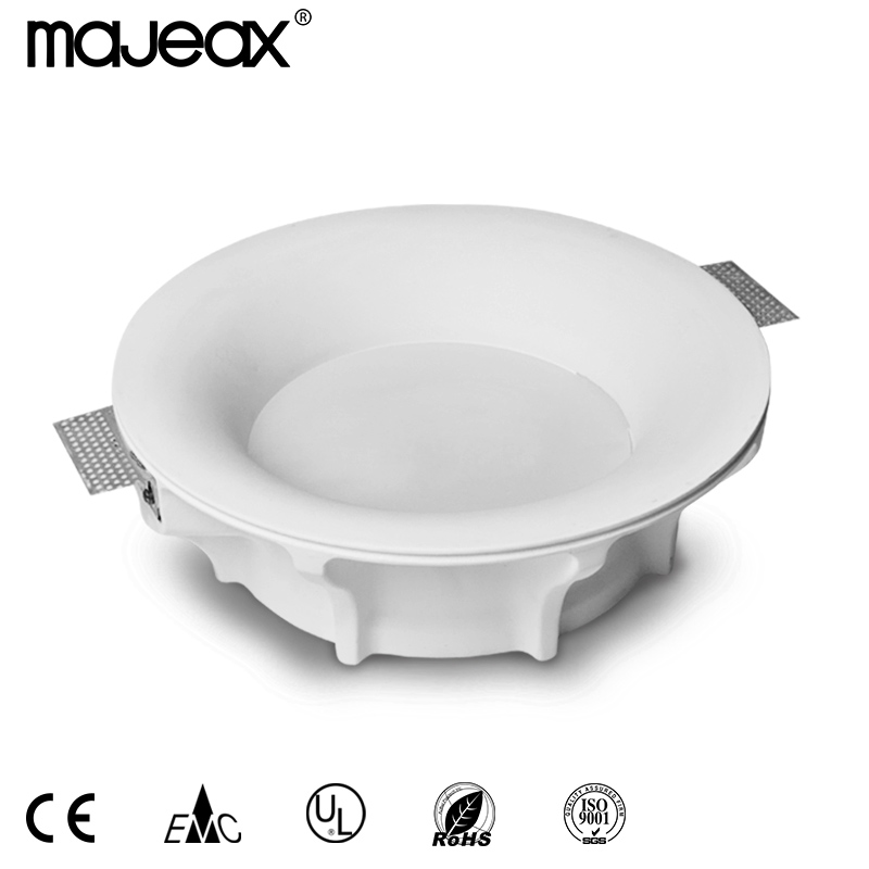 modern plaster ceiling lamp MC-9240