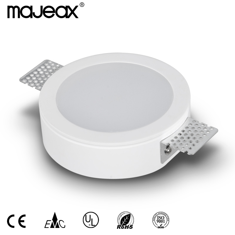 modern plaster ceiling lamp MC-8045