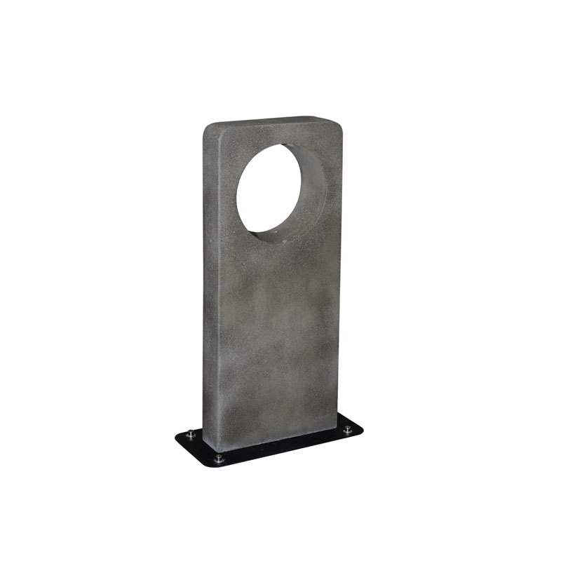 Concrete outdoor lamp MO-7003