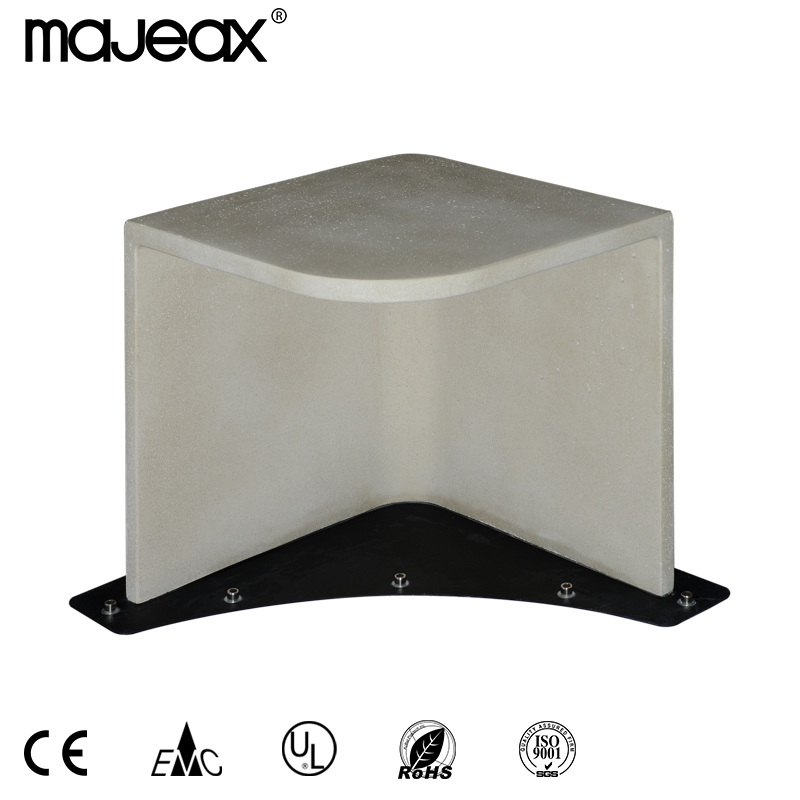 Concrete outdoor lamp MO-7007
