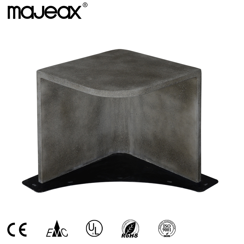 Concrete outdoor lamp MO-7008