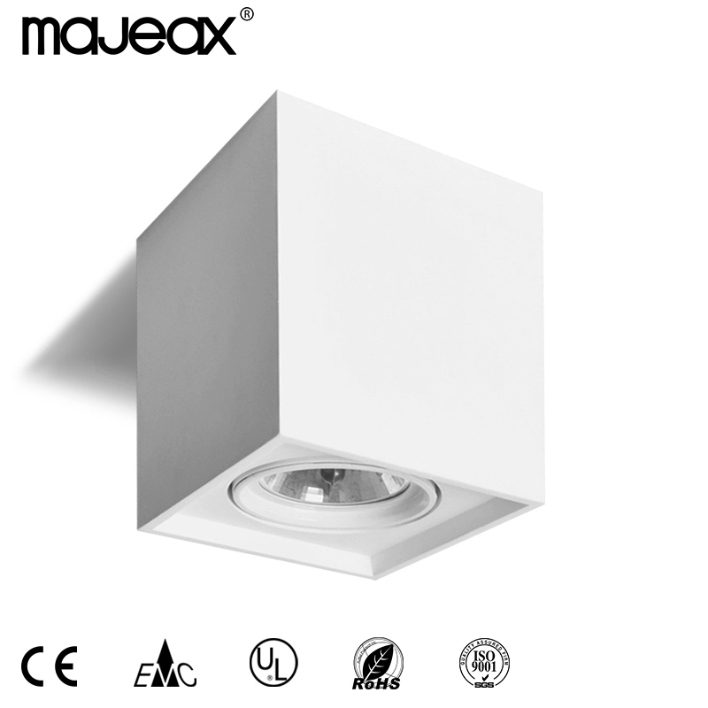 Square mounted ceiling lamp MC-9259