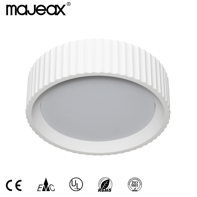 plaster surface mounted  ceiling lamp MC-9429