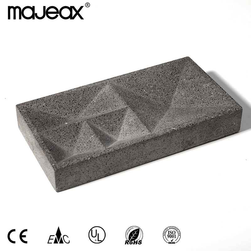 Concrete decorative office staff MD-6014