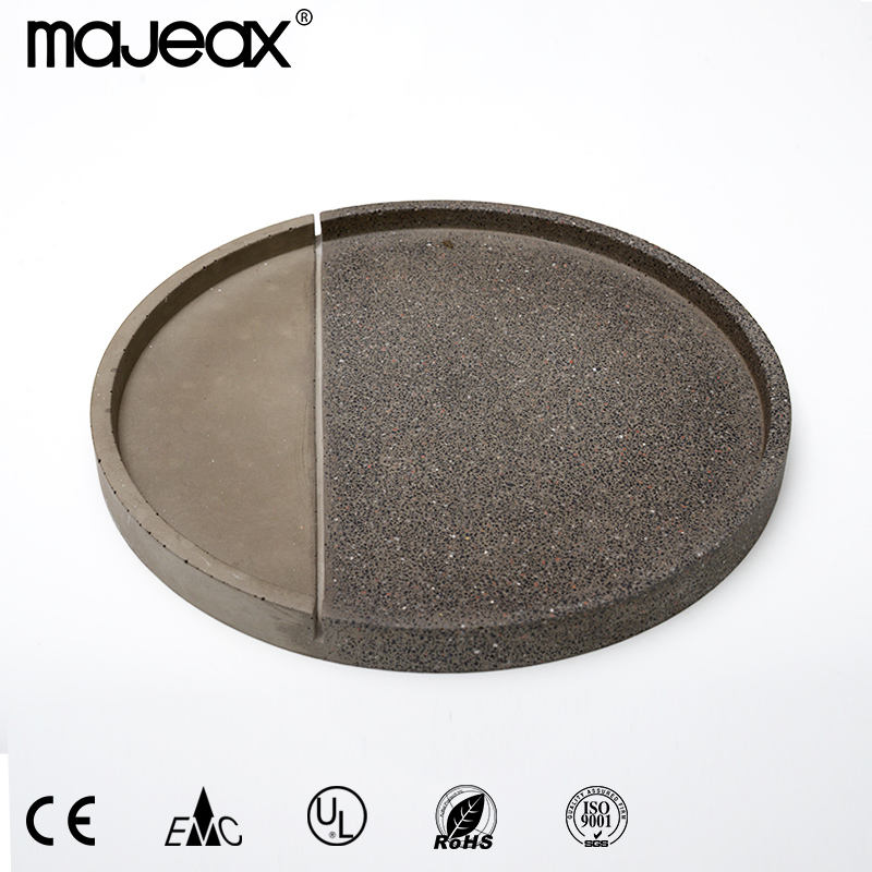 Round concrete decoration MD-6011