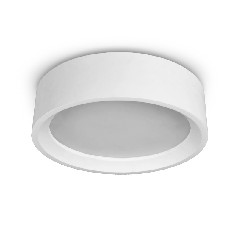 Round Gypsum Concrete Ceiling Lamp MC-9421