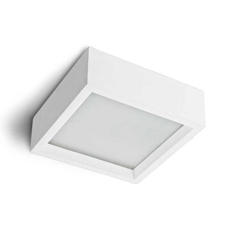 Square Modern ceiling lamp MC-9302