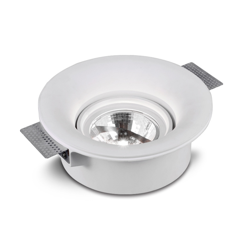 Trimless Gypsum Downlight MC-9242N