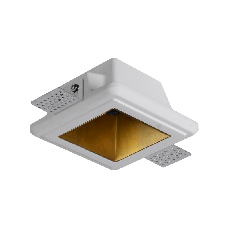 Trimless Gypsum Ceiling Lamp MC-9162