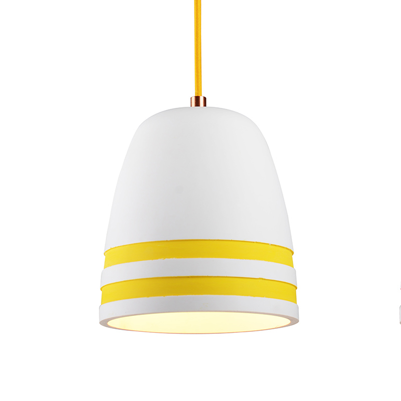 MH-2501 Paintable hanging lamp